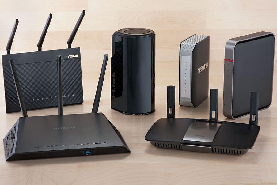 выбор модели wifi роутера