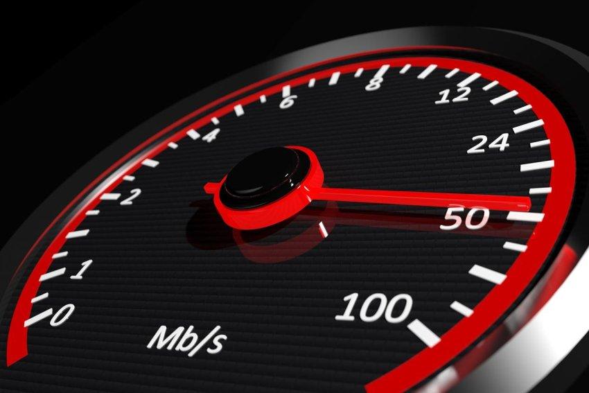 Как бесплатно увеличить скорость интернета в 2 раза