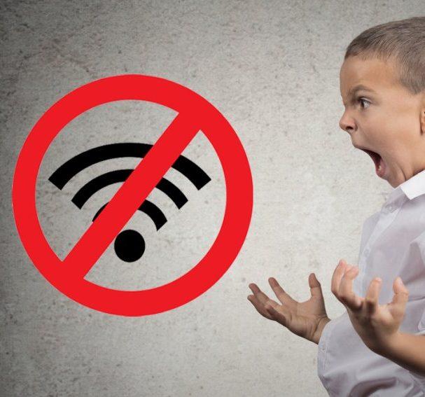 Беспроводная сеть: нет подключения
