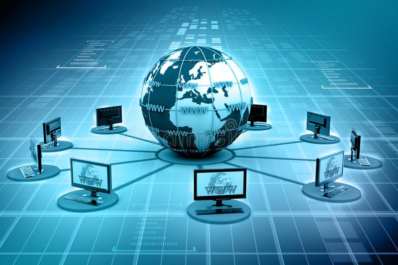 Построение компьютерной сети в компании. Что нужно знать?